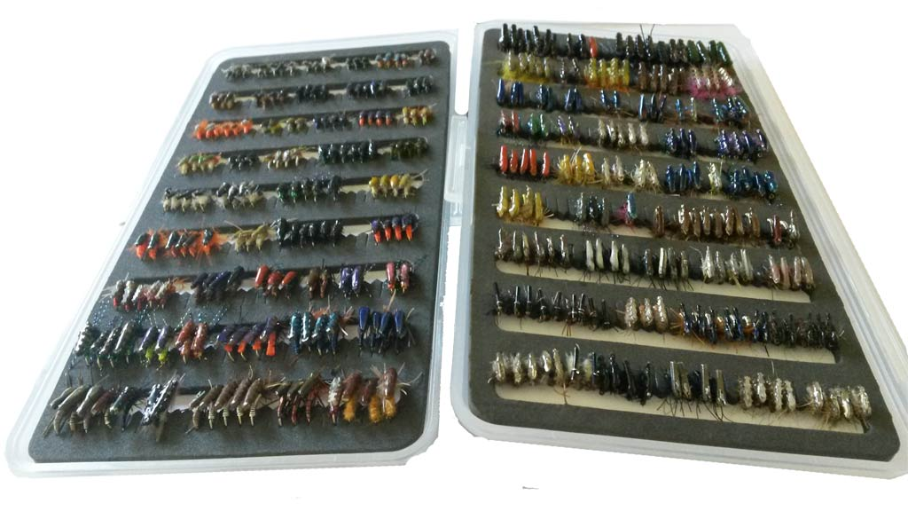 Guide's fly box